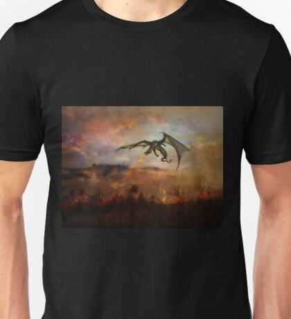 Dracarys - Game of Throne prediction Unisex T-Shirt