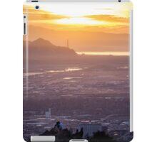 Salt Lake City Sunset iPad Case/Skin