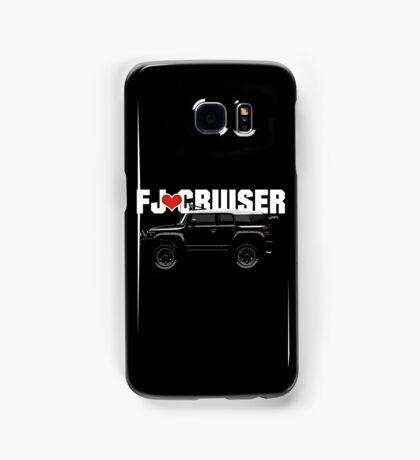 I LOVE FJ Samsung Galaxy Case/Skin