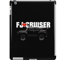 I LOVE FJ iPad Case/Skin