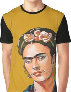 Frida Kahlo Graphic T-Shirt