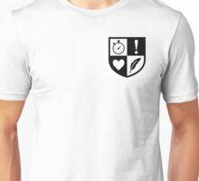 Adapted Webpage version of the Van Slam Logo by Leia Herrera Unisex T-Shirt