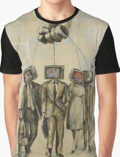 Listen, Obey, or Die. Graphic T-Shirt