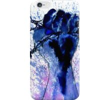 Hand with Barbed Wire iPhone Case/Skin