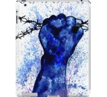 Hand with Barbed Wire 3 iPad Case/Skin