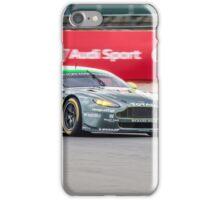 Aston Martin Racing No 98 iPhone Case/Skin