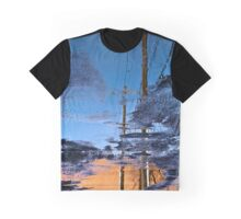 Puddled Graphic T-Shirt