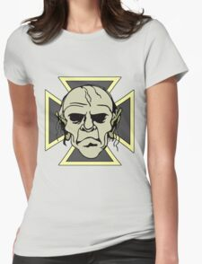 Zombieland 1 Death Head Womens Fitted T-Shirt