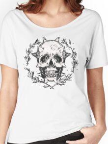 Life is strange Chloe skull Women's Relaxed Fit T-Shirt