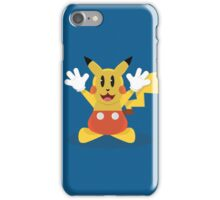Pika Mouse iPhone Case/Skin