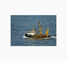 Fishing Boat FH12 off Pendennis Point Unisex T-Shirt