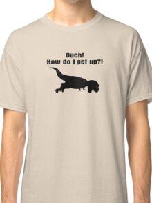 Tyrannosaurus Rex T-shirt - Dinosaur Sticker  Classic T-Shirt