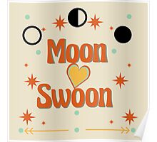 Moon Swoon Poster