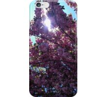 Under the Blossom iPhone Case/Skin