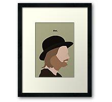 thm.  Framed Print