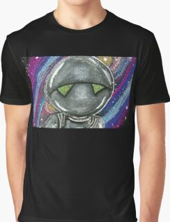 Marvin the Paranoid Android  Graphic T-Shirt