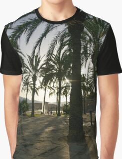 Palma Dusk Graphic T-Shirt