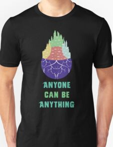 Zootopia - Anyone Can Be Anything [BLACK] T-Shirt
