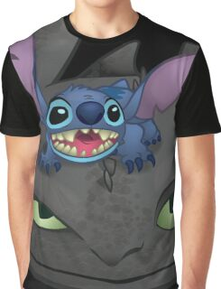Toothstitch Graphic T-Shirt