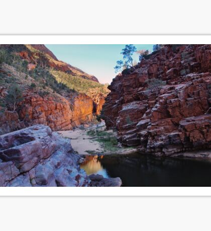 Ormiston Gorge Sticker