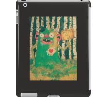 Love me as I am iPad Case/Skin