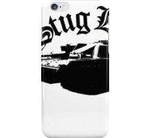 The StuG life iPhone Case/Skin
