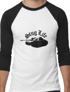 The StuG life Men's Baseball ¾ T-Shirt