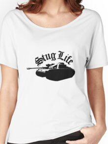 The StuG life Women's Relaxed Fit T-Shirt