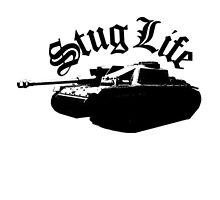 The StuG life Photographic Print