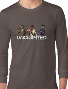 Uncharted Line Long Sleeve T-Shirt