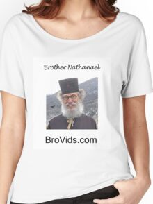 Brother Natanael  BroVids.com Women's Relaxed Fit T-Shirt