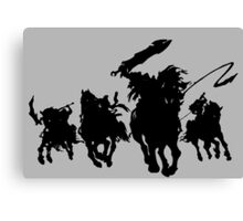 Darksiders: The horsemen of the apocalypse Canvas Print