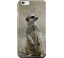 I'll guard your phone.... iPhone Case/Skin