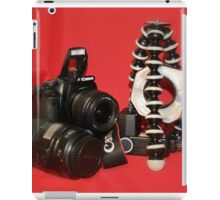 Camera Set-up - Canon EOS 350D iPad Case/Skin