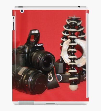 Camera Set-up - Canon EOS 350D iPad Case/Skin