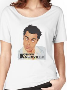 Johnny Knoxville Women's Relaxed Fit T-Shirt