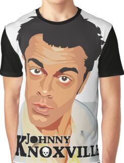 Johnny Knoxville Graphic T-Shirt