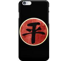 avatar- Equalists logo iPhone Case/Skin
