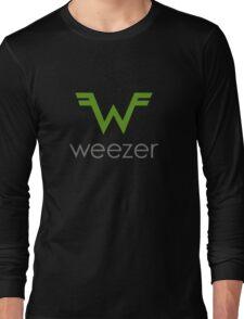 The Weezer Long Sleeve T-Shirt
