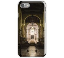 Cathedral of Syracuse - Duomo di Siracusa - an Ancient 2500 Years Old Greek Temple iPhone Case/Skin