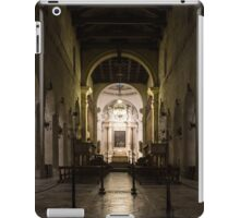 Cathedral of Syracuse - Duomo di Siracusa - an Ancient 2500 Years Old Greek Temple iPad Case/Skin