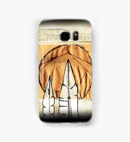 bird mountain #02 Samsung Galaxy Case/Skin