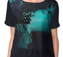 Icarus Fell Chiffon Top