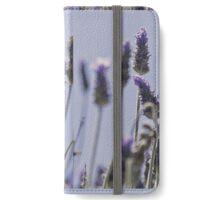 Lavender iPhone Wallet/Case/Skin