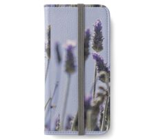 Lavender iPhone Wallet/Case/Skin