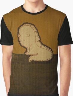 dinosaur toad Graphic T-Shirt