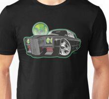 Green Hornet Black Beauty caricature Unisex T-Shirt