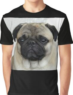 mops little dog Graphic T-Shirt