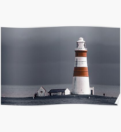 Off to the Lighthouse Poster