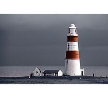 Off to the Lighthouse Photographic Print